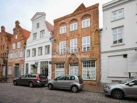 ** Renaissance-Haus zum Wohnen und Arbeiten! Historisches Stadthaus Dachterrasse **