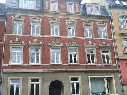Erstbezug nach Sanierung: 5-Zimmer-Wohnung zur Miete in Radeberg