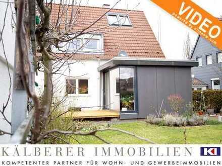 Charmante Doppelhaushälfte mit moderner Ausstattung in 70499 Stuttgart