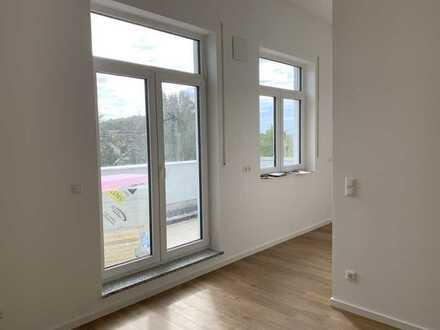 Neuwertige 3-Zimmer-Wohnung mit teilüberdachter Dachterrasse Burglengenfeld/Wölland