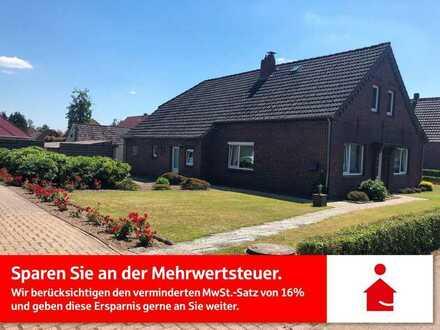 Renovierungsbedürftiges Landhaus im Herzen von Horsten/Friedeburg