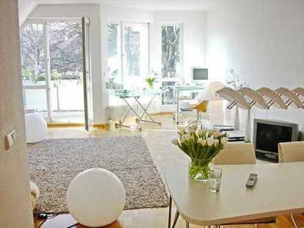 Maisonette - Wohnung / jetzt 2 Wohneinheiten/ 2 Bäder/ 2 Balkone/ 2 Küchen/ frei lieferbar