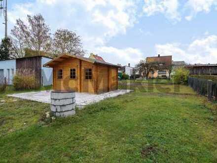 Bebaubares Grundstück in attraktiver Lage nahe Regensburg