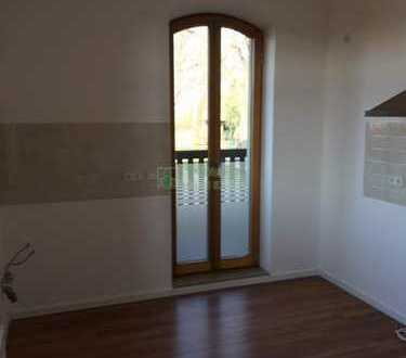 Sehr schöne, bezugsfertige 2-Raum-Wohnung mit großem Balkon in 01877 Bischofswerda sucht einen ne...