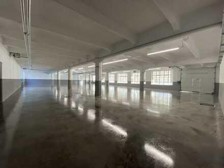 Lager-/Produktionsfläche - ca. 850 m² + optional 1500 m² zusätzlich möglich/teilbar