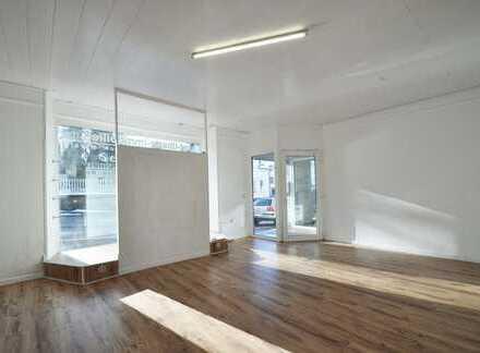 Hermeskeil-Stadt: Attraktive Büro-/Gewerbefläche ca. 61 m² in frequentierter Lage