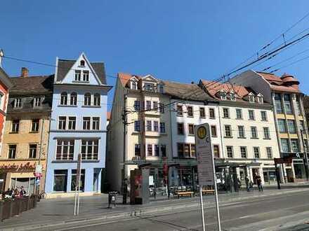 Exklusives Stadthaus mit Dachterrasse und Garage am halleschen Marktplatz
