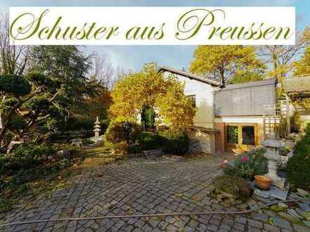 Schuster aus Preussen - Woltersdorf bei Berlin - Zweifamilienhaus, ca. 235 Wohnfläche und ausbaub...