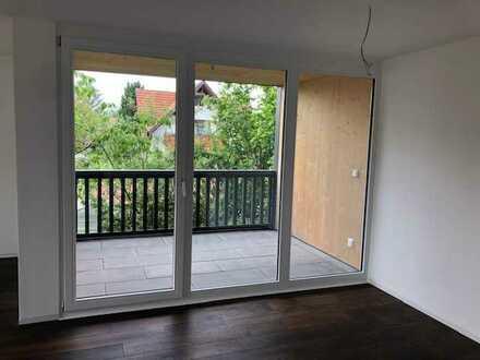 Stilvolle und helle 3-Zimmer-Wohnung mit Loggia in Wangen