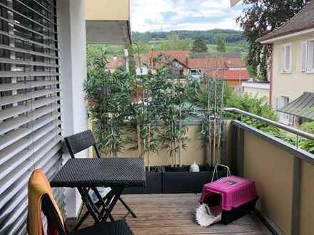 Schöne, helle 2-Zimmerwohnung in Haltingen