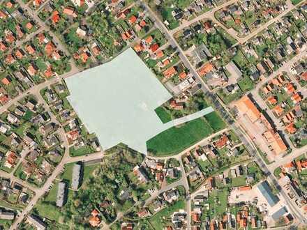 """Baugebiet """"Zwischen An der Leide und Schulstraße"""" in Wittmund"""