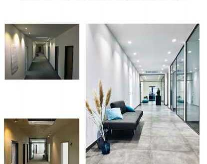 Moderne Büroflächen in erstklassiger Lage - Hier: EG
