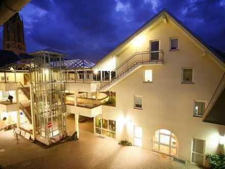moderne helle 3-Zimmer-Dachgeschosswohnung Ortsmitte Eichstetten