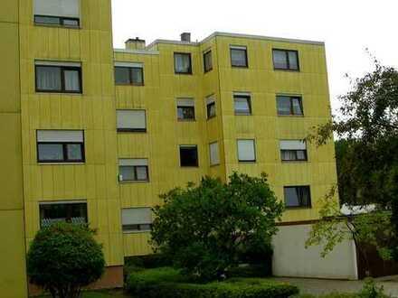 Ruhige 4 Zimmer Wohnung in Wunsiedel