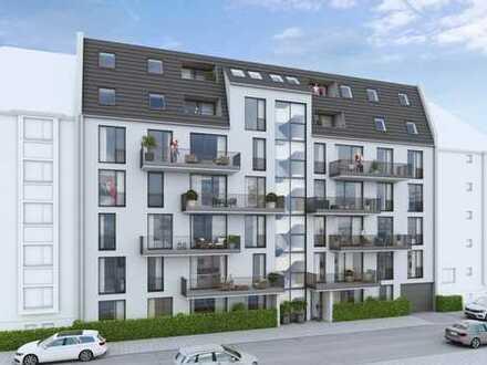 Neubau: Gartenwohnung in Ehrenfeld