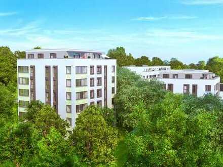 Freundliche 3-Zi-Wohnung im Erdgeschoss mit Loggia