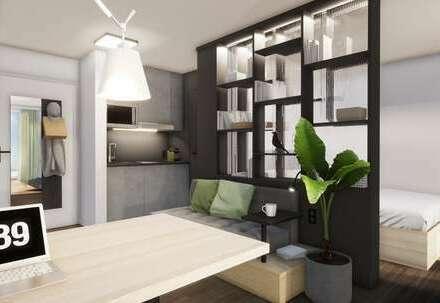 Möbliertes Apartment (Komfort, Typ B) mit bis zu 18.000 € Tilgungszuschuss