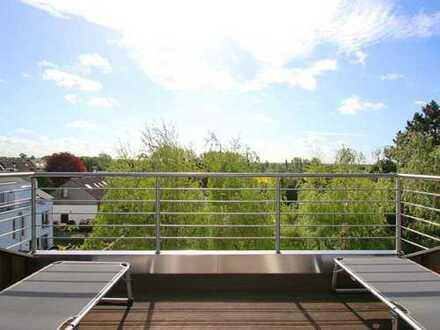 Top Grundriss im VH-Dachgeschoss - Bezugsfertige 2-Zimmerwohnung im kernsanierten Altbau