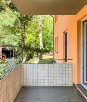HOMESK - Frisch renovierte 2-Zimmer Wohnung mit Balkon in ruhiger Lage in Falkensee