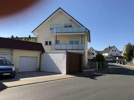 Erstbezug mit Balkon: attraktive 3-Zimmer-DG-Wohnung in Bruchköbel
