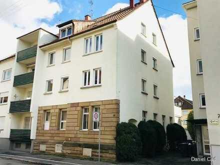 HN-City! 3 Wohnungen in einem schönen Stadthaus / Mehrfamilienhaus in zentraler Lage!