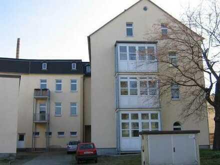 Kapitalanlage -Schöne 2-Raum-Wohnung im EG in Meerane