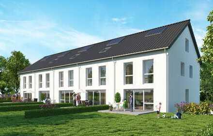 **Modernes Reihenmittelhaus mit 140 m² Wohnfläche in Top-Lage und schönem Garten**