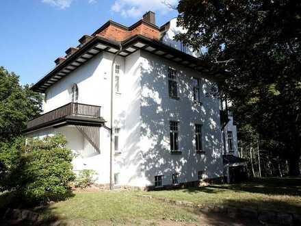 Denkmalgeschützte Villa im Jugendstil