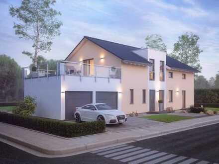 NUR an Ortsansässige aus Aidlingen! Bauen Sie mit dem deutschen Ausbauhaus-Marktführer!