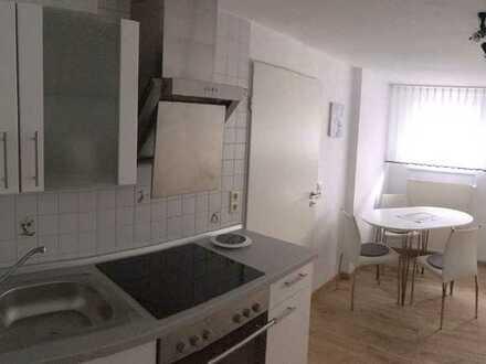 Gepflegte 1,5-Raum-Wohnung mit Einbauküche in Baltringen