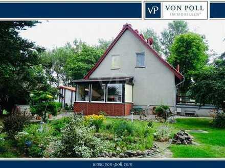 Haus, großes Grundstück, Pool - naturverbunden und fernab des Großstadttrubels!