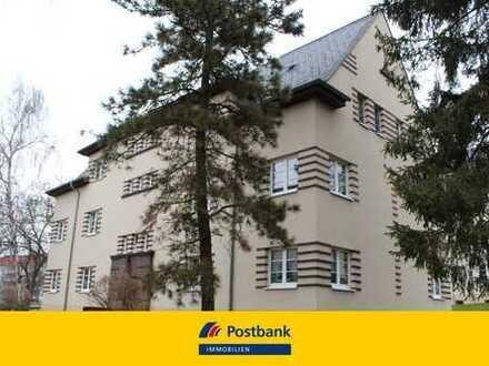 """Charmante 4-Zimmer-Wohnung in der """"Gartenstadt"""" Plauen-Reusa"""