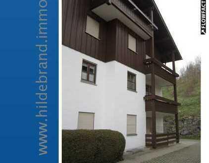 Gemütliche 2-Zimmer-Wohnung in Sonthofen - Staig