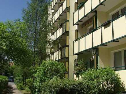 3-Raum-Wohnung mit Balkon im Ostviertel