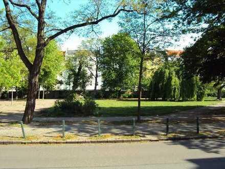 Ansprechende, gepflegte 2-Zimmer-EG-Wohnung zum Kauf in Leipzig