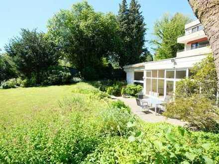 Natur trifft Luxus: Maisonette-Wohnung mit Traumblick
