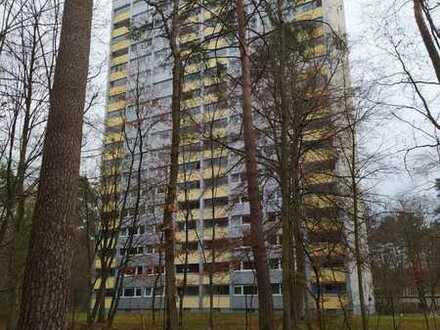 Exklusive, modernisierte 4-Zimmer-Wohnung mit Balkon in Karlsruhe