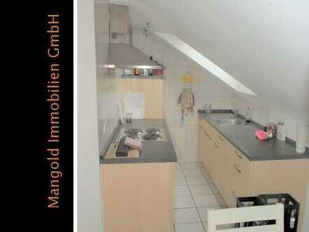 Drei Zimmer Dachgeschosswohnung in Achstetten zu verkaufen