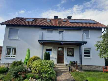 Schöne 3-Zimmer-Wohnung mit Balkon in 97274, Leinach