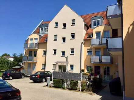 2 Zimmer Wohnung in Offingen mit Außenstellplatz und Balkon
