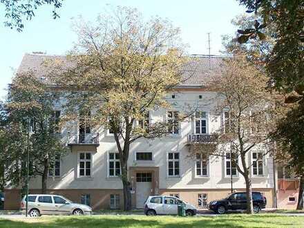 Luxeriöses Wohn- und Geschäftshaus, in Schwedt/Oder, Altstadtnähe, am Park Stengerhain