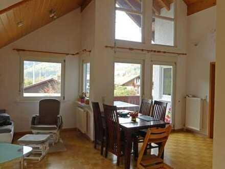 Helle und freundliche 3-Zimmerwohnung in Utzenfeld