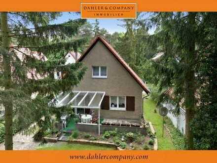 Rarität! Siedlungshaus in Kleinmachnow