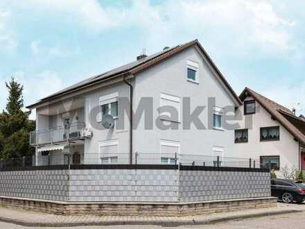 Gehobene Ausstattung: Modernes MFH mit 3 WE in attraktiver Lage unweit von Baden-Baden