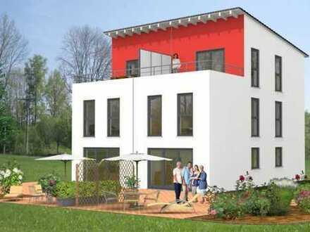 Energieeffizientes Doppelhaus der Kreppenhopfer Bau GmbH, ca. 250 m² Wohnfl in Karben