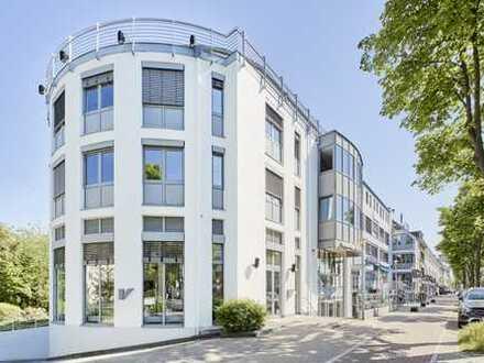 Geschützter Tiefgaragenstellplatz an der Aachener Straße zu vermieten