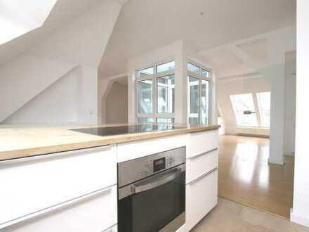 Exklusive Penthouse-Wohnung mit Dachterrasse