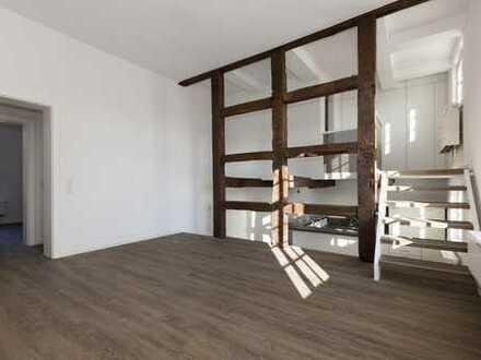 Helle Wohnung über 3 Etagen