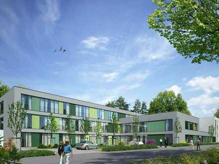 Seniorenwohnung mit Loggia und Aussicht in Erligheim