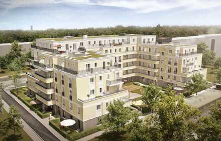3-Zimmer-Wohnung mit optimalem Grundriss